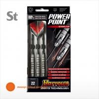 Дротики Harrows Power Point (Пауэр Поинт) 80% | 22гр