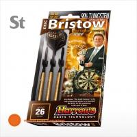Дротики Harrows Eric Bristow 90% Gold Titanium   26гр