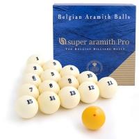 Комплект шаров Super Aramith Pro-Cup | РП 68 мм