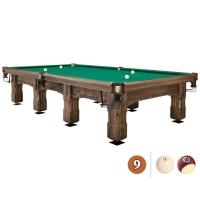 Бильярдный стол Витязь-Премиум 09 футов | пирамида, пул