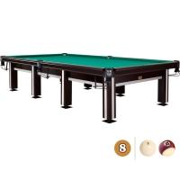 Бильярдный стол Бронкс-Премиум 08 футов | пирамида, пул