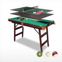 Бильярдный стол Fortuna 9в1 с аксессуарами | 4 фута