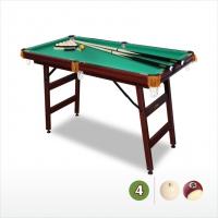 Бильярдный стол Fortuna | 4 фута с аксессуарами