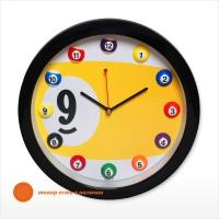 Часы Бильярд D29,5 см