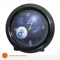 Часы бильярдные NEON №8