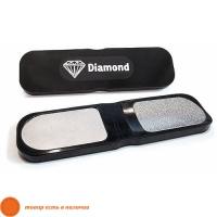 Инструмент для обработки наклейки Diamond (махровка)