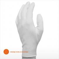 Перчатки Skiba Referee | белые 2 шт.