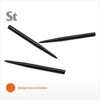 Запасные иглы для дротиков Harrows Steel Tip (Стилтип)