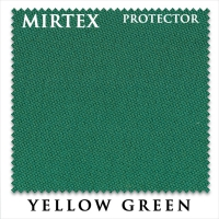 Сукно бильярдное Mirtex Protector | Yellow Green 200 см