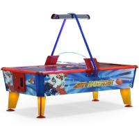 Аэрохоккей «Ice & Fire Gold» | 6 футов | купюроприемник