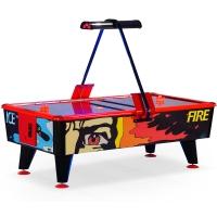 Аэрохоккей «Ice & Fire» | 6 футов | жетоноприемник