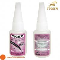 Клей для наклеек цианоакрилатный Tiger Glue | 30 мл