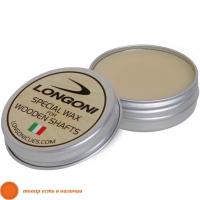 Воск для обработки кия Longoni Special Wax | 30г