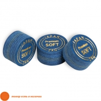 Наклейка многослойная для кия Zan Premium Soft