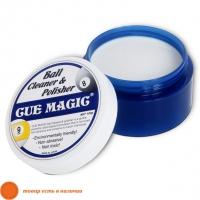 Средство для чистки и полировки шаров Cue Magic | 100 гр
