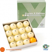 Комплект шаров Crown X Edition | РП 68 мм