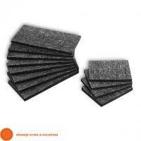 Комплект резиновых пластин для бортов 12 шт. | 3, 4, 5 мм
