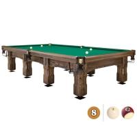 Бильярдный стол Витязь-Премиум 08 футов | пирамида, пул