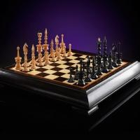 Шахматы Селенус Ампир | 370х370