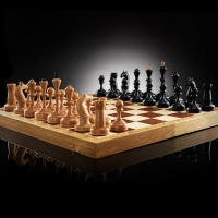 Шахматы Ретро 70-х  | 440*220