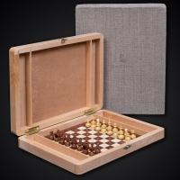 Шахматы Ретро Мини Трэвел, дорожные шахматы  | 210*160