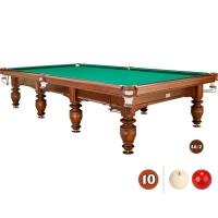 Бильярдный стол Магнат-Люкс 10 футов | пирамида, снукер