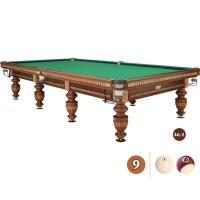 Бильярдный стол Идальго 09 футов | пирамида, пул
