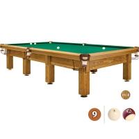 Бильярдный стол Спортклуб 09 футов | пирамида, пул