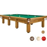 Бильярдный стол Спортклуб 12 футов | пирамида, снукер