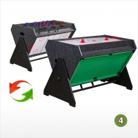 Трансформер стол игровой  Vortex 3в1 | 4 фута