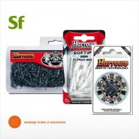 Запасные иглы для дротиков Harrows Softips (Софтип)