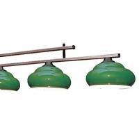 Светильник Стандарт | от 1 до 6 плафонов | металл, пластик
