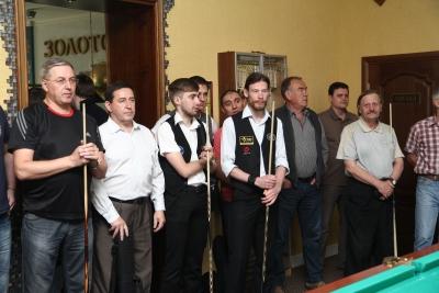 Кубок губернатора Курганской области уехал в Тюмень