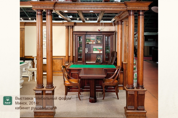 Новые предложения: мебель для кабинета и бара